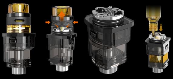 Новые старые предложения - Lost Vape URSA Quest Multi Kit и Aspire Nautilus Prime X...