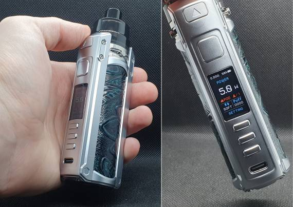 Пощупаем??? - Lost Vape Ursa Quest Multi kit...