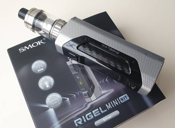 Пощупаем??? - Smok Rigel Mini kit...
