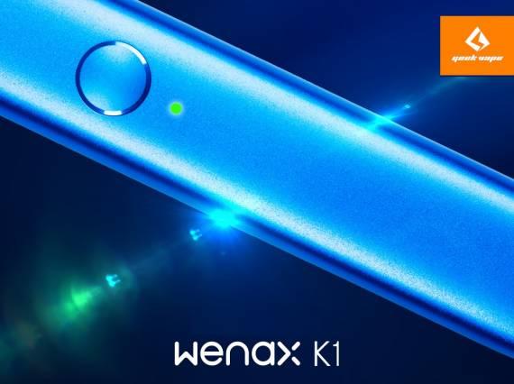 Geekvape Wenax K1 Pod System - просто, но со вкусом...