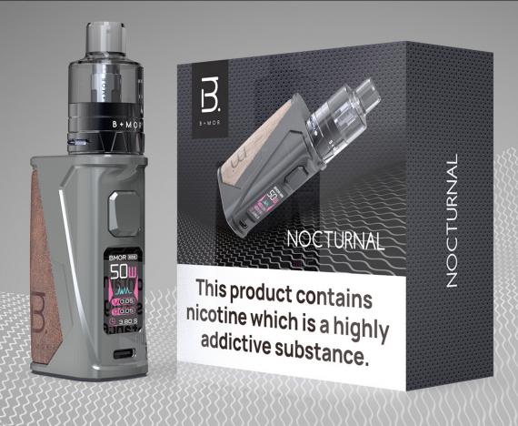 Bmor NOCTURNAL kit - смелые новички...