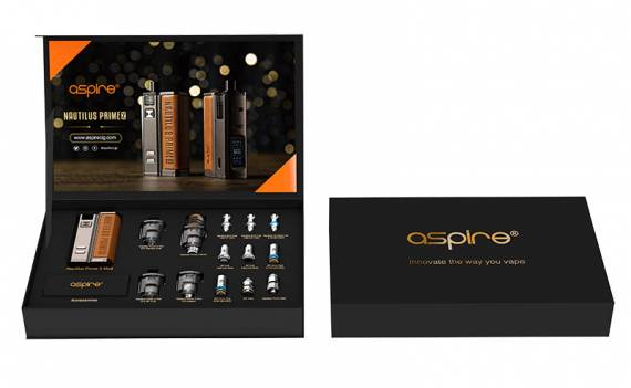 Aspire Nautilus Prime X Special Version - особенно «жЫрная» комплектация…