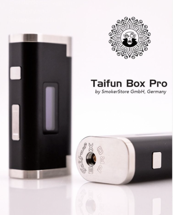 Taifun Box Pro - добавили плавности очертаниям...