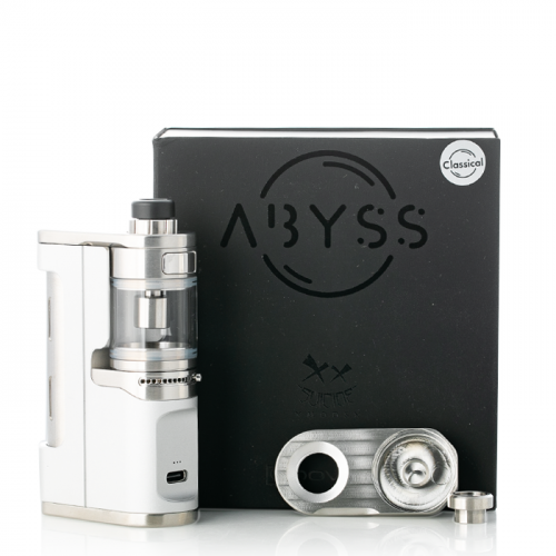 DOVPO x Suicide Mods Abyss AIO kit - поистине революционный универсал...