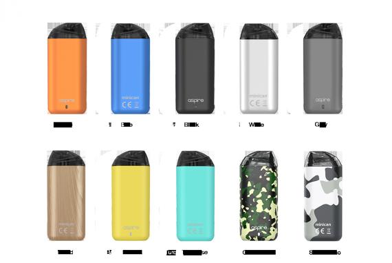 Новые старые предложения - Innokin Sensis Find F kit и Aspire Minican POD...