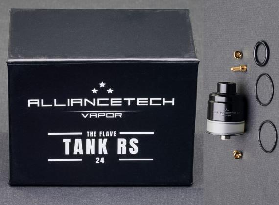 Alliancetech Vapor Flave Tank RS 24 - преемственность поколений во всей красе...