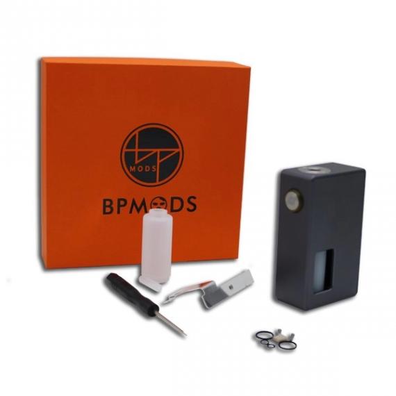 BP Mods Bushido Mechanical Squonk mod - снова просто, но эстетично...