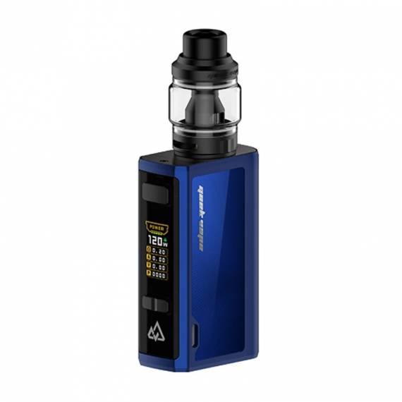 Geek Vape OBELISK 120W kit - емкая АКБ, быстрая зарядка и функциая Power Bank...