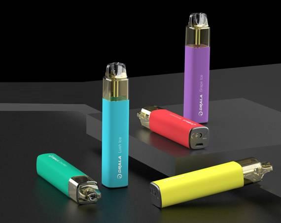 Drala Meric / Meric Pro Disposable Kit - парочка автономных одноразовок...