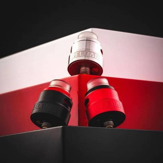 Новые старые предложения - CIGPET Capo  и Reload S RDA...
