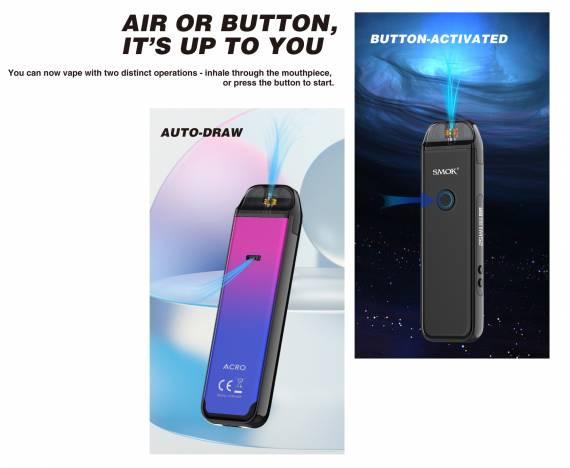 SMOK ACRO kit - «слим компакт»...
