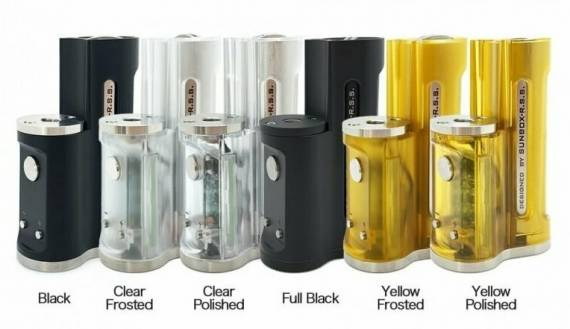 Новые старые предложения - Ambition Mods Purity Plus MTL RTA и Easy Side Box Mod...