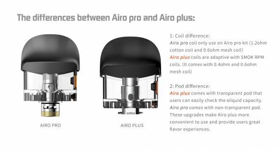 VEIIK Airo Plus POD - изменения на пользу...