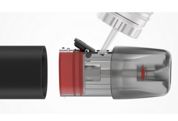 Elf Bar RF350 Refillable POD Starter kit - нарушили традицию...