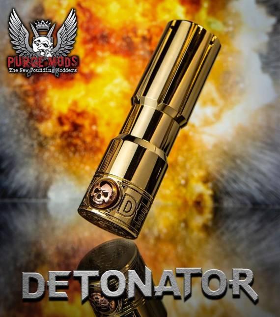 Purge Mods DETONATOR LE - детонатор с постоянным контактом...