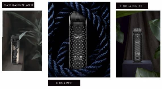 SMOK NOVO 4 kit - четвертое поколение пожаловало....