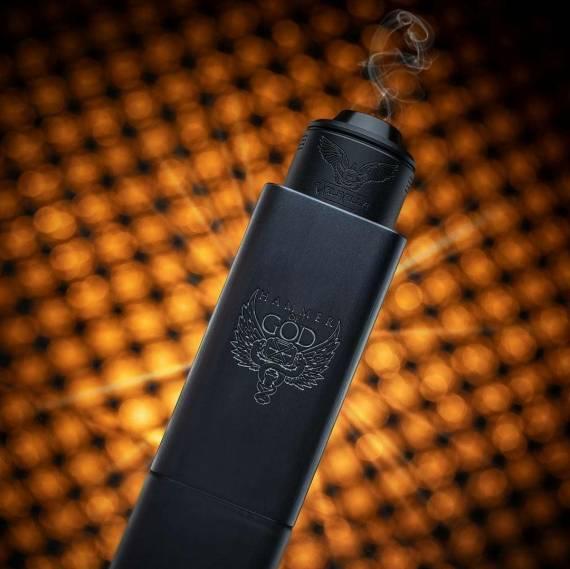 Новые старые предложения - QP design Fatality M25 RTA и Vaperz Cloud Hammer of God XL...
