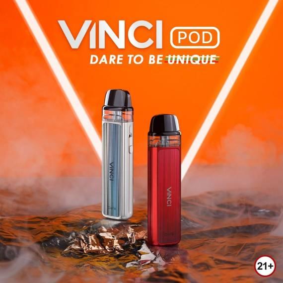 VOOPOO Vinci POD kit - максимально прост и удобен...