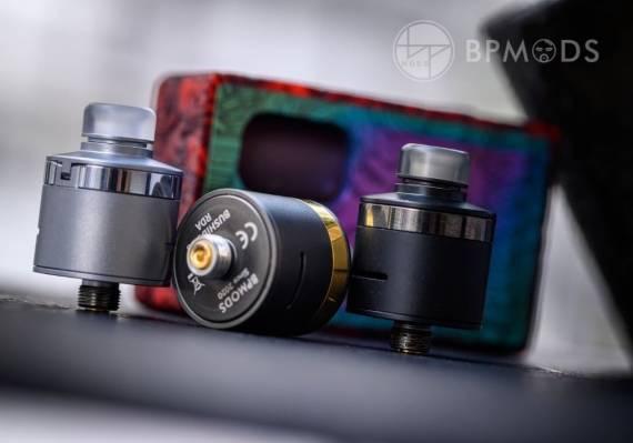 Новые старые предложения - BP Mods Bushido V3 RDA и DOVPO MVV II...