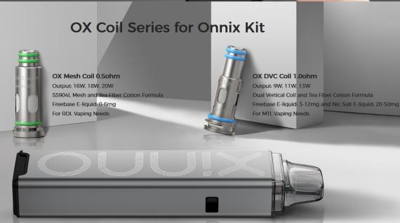 FreeMax Onnix 20w POD kit  - а ведь неплохо у них получается...