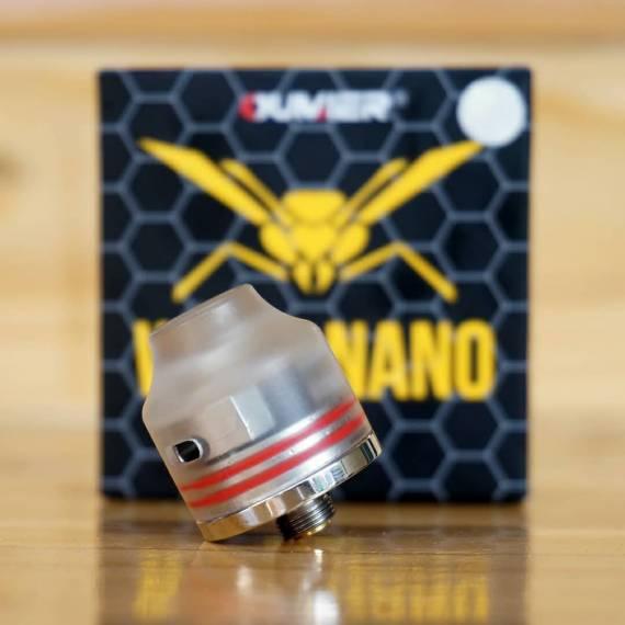 Новые старые предложения - Oumier Wasp Nano RDA и Vandy Vape JACKAROO POD kit...