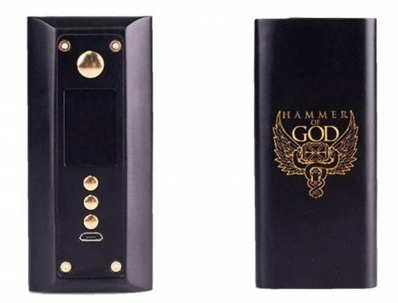 Vaperz Cloud Hammer Of God DNA400 – 400 полноценно регулируемых ватт