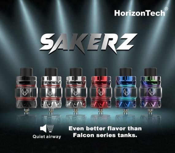 Horizon SAKERZ Tank - первый танк новой линейки...