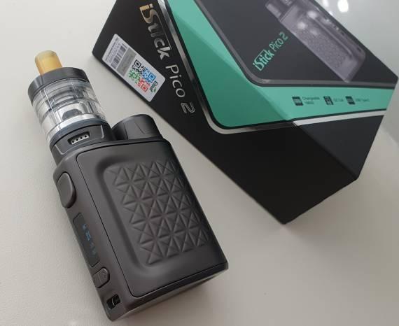 Пощупаем??? - Eleaf iStick Pico 2 kit...