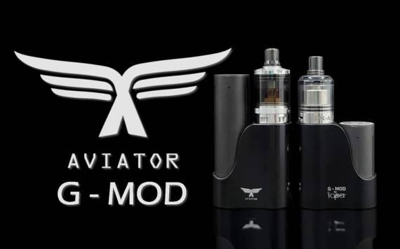 Aviator Mods G Mod - пилотный во всех смыслах проект...