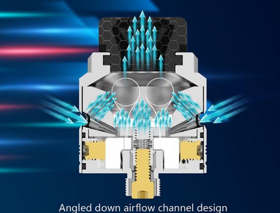 ThunderHead Creations Tauren MAX RDA - дуршлаг на максималках...