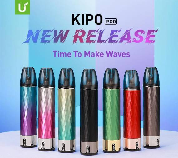 UNIVAPO KIPO kit - когда не хватает на полноценный мех мод...