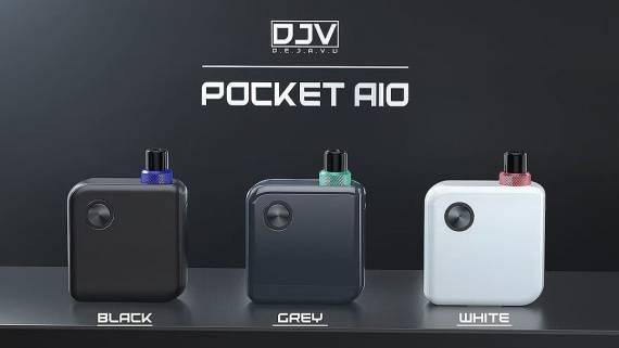 Новые старые предложения - DJV POCKET AIO и JOY Neptune Kit...