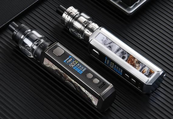 GeekVape Z50 kit - наполнение новой линейки...
