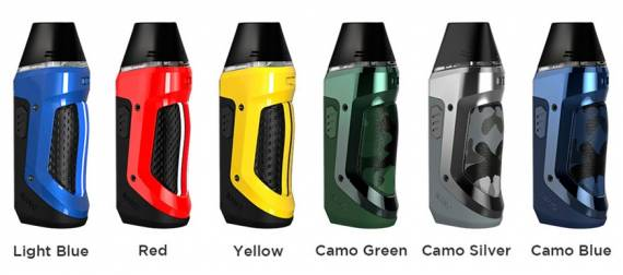 GeekVape Nano POD kit - самый мелкий представитель семейства...