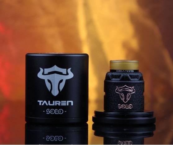 Новые старые предложения - RELOAD Vapor Reload S RTA и THC Tauren Solo RDA...