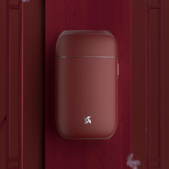 VapX ART POD System kit - стильный коробок с секретом..