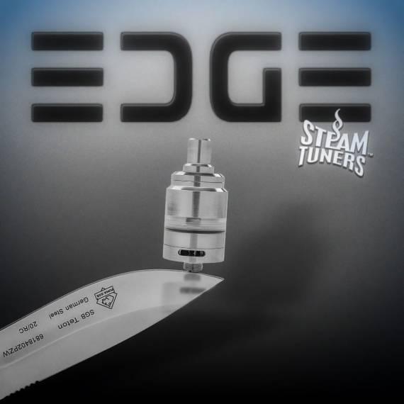 Steam Tuners Edge RTA - очередной универсал сигаретной направленности...