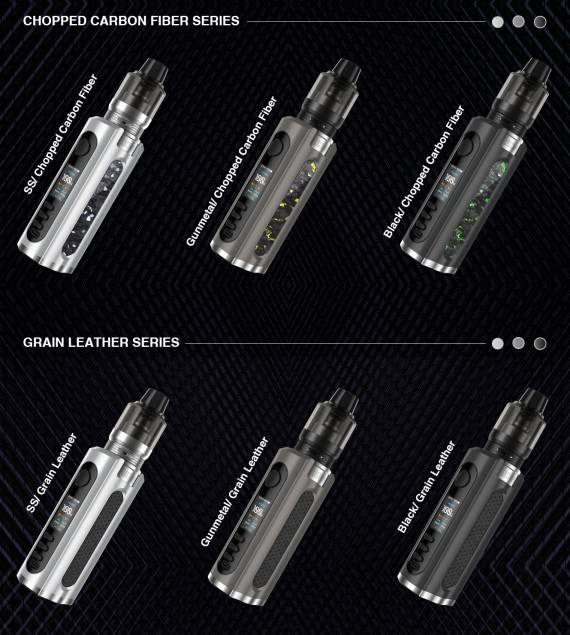 Новые старые предложения - Lost Vape GRUS 100W kit и Lost Vape Thelema DNA250C...