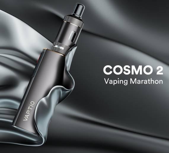 Vaptio Cosmo 2 kit - набор с тремя неизвестными...