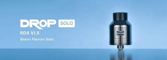 Digiflavor DROP SOLO RDA V1.5 - продолжают халтурить...