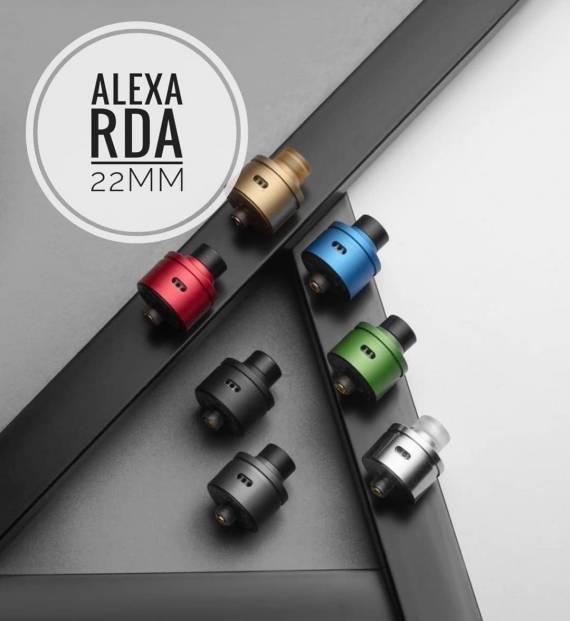 Новые страые предложения - Phevanda A2 RDL RTA и Inhale Coils Alexa RDA...
