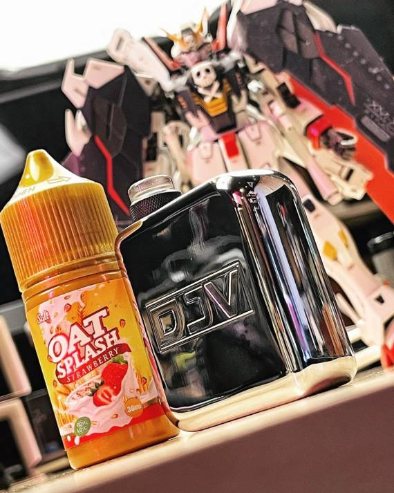 Новые старые предложения - Smoant Charon Baby POD kit и DJV POCKET AIO...