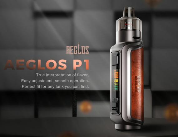 UWELL Aeglos P1 POD kit - беспроигрышный формат...