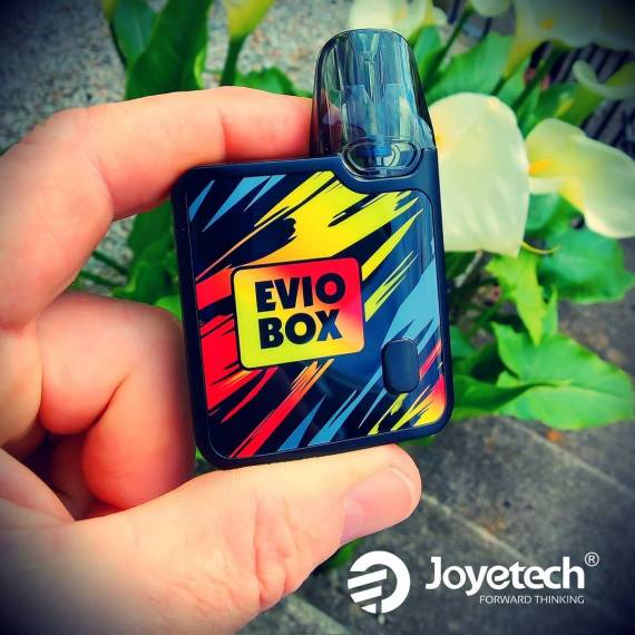 Joyetech EVIO Box POD kit - готовим карманы к лету...