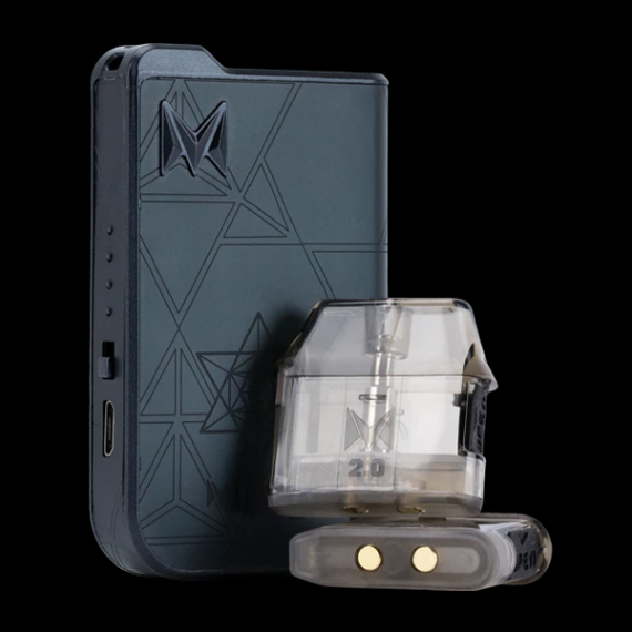Smoking Vapor Mi-Pod 2.0 POD system - из квадрата в прямоугольник...