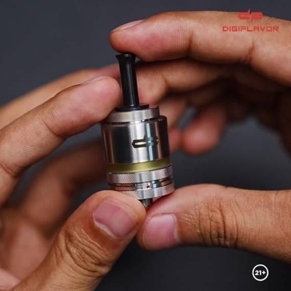 Digiflavor Siren MTL RTA V4 - смазливый, но ненастоящий, сигартеник...