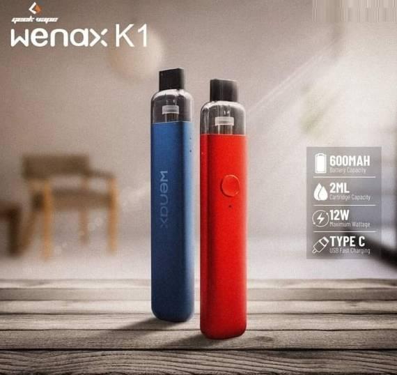 Новые старые предложения - Geekvape Wenax K1 Pod System и Oxva XLIM POD kit...