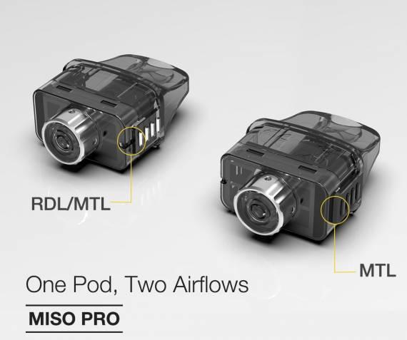 Univapo Miso PRO POD kit  - прибавил по всем фронтам...