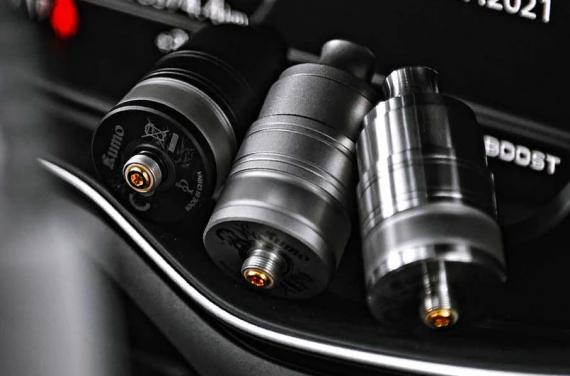 Aspire Kumo RDTA – престижный top coiler...