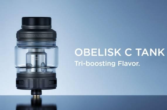 GeekVape Obelisk C Tank - ни грамма ориганальности...
